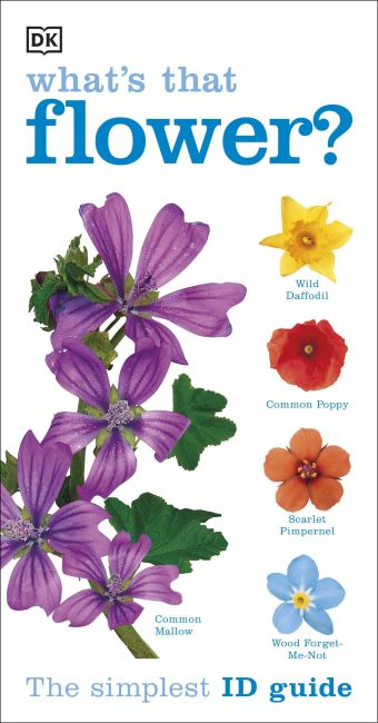 Paperback cover of What's that Flower?
