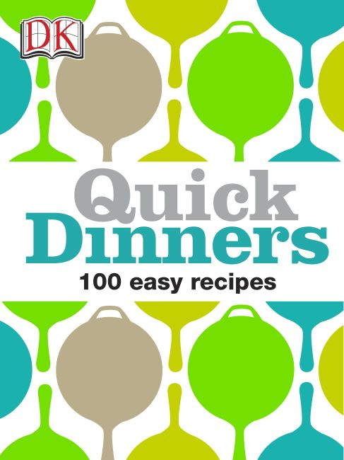 eBook cover of Quick Dinners