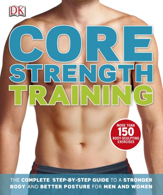 eBook cover of Core Strength Training