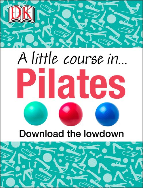 eBook cover of A Little Course in Pilates