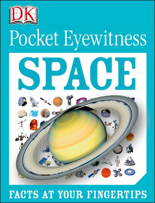 eBook cover of Pocket Eyewitness Space