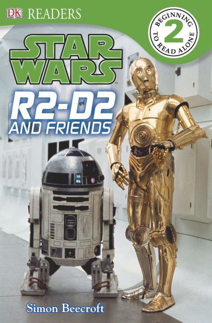 eBook cover of Star Wars R2 D2 and Friends