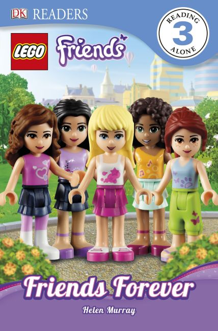 eBook cover of LEGO® Friends Friends Forever