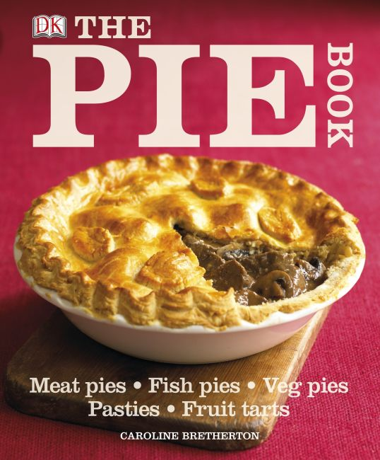eBook cover of The Pie Book