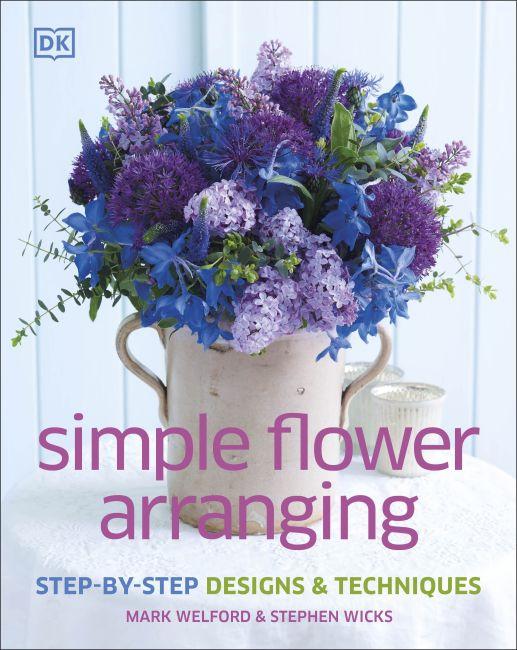 Hardback cover of Simple Flower Arranging