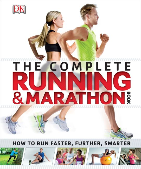 Flexibound cover of The Complete Running and Marathon Book