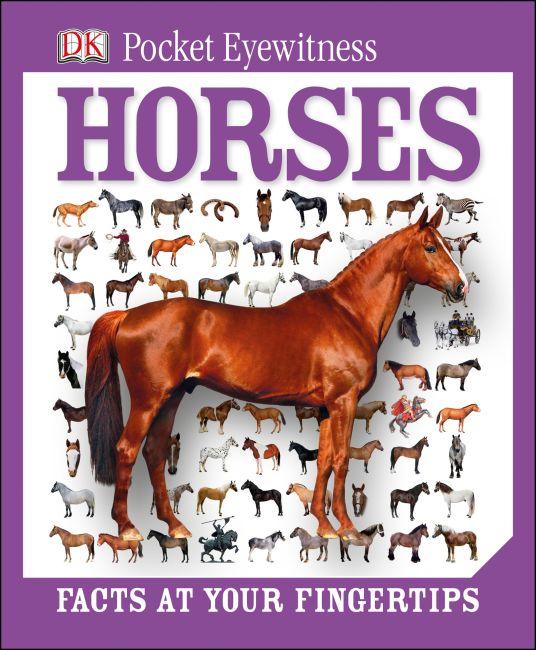 eBook cover of Pocket Eyewitness Horses