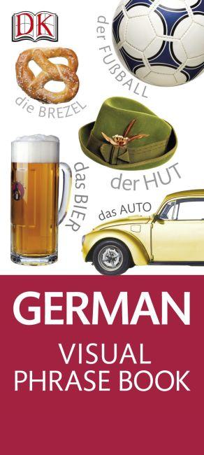 eBook cover of German Visual Phrase Book