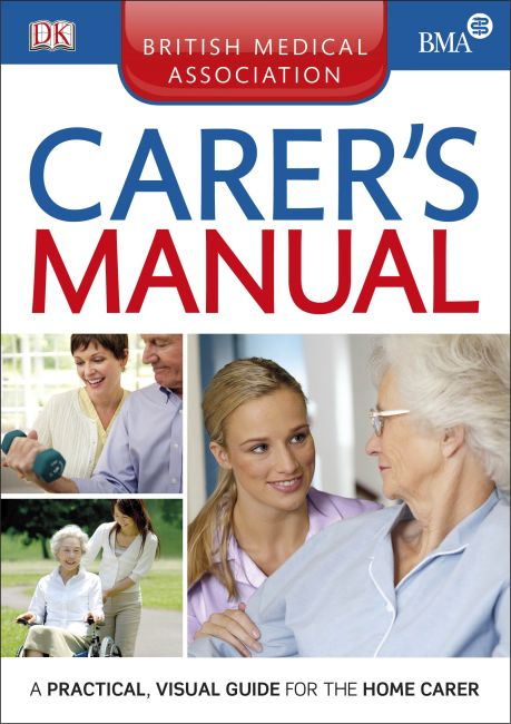 eBook cover of BMA Carer's Manual