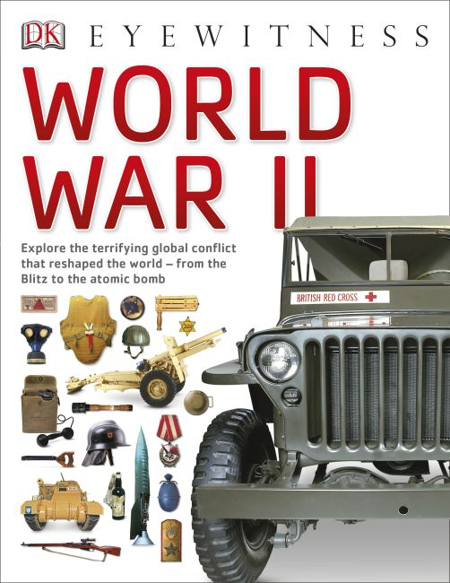 Paperback cover of World War II