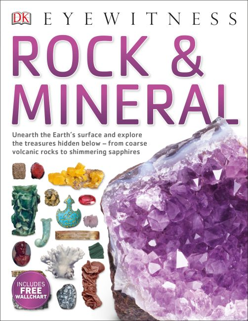 Paperback cover of Rock & Mineral