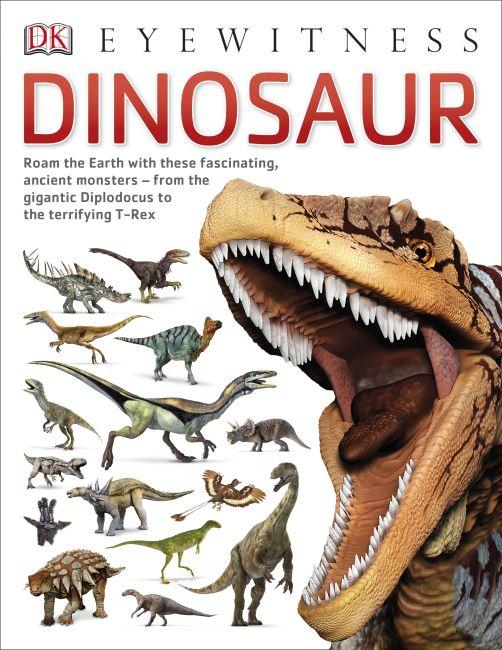 Paperback cover of Dinosaur