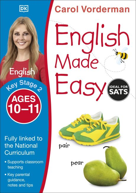 Paperback cover of English Made Easy Ages 10-11 Key Stage 2