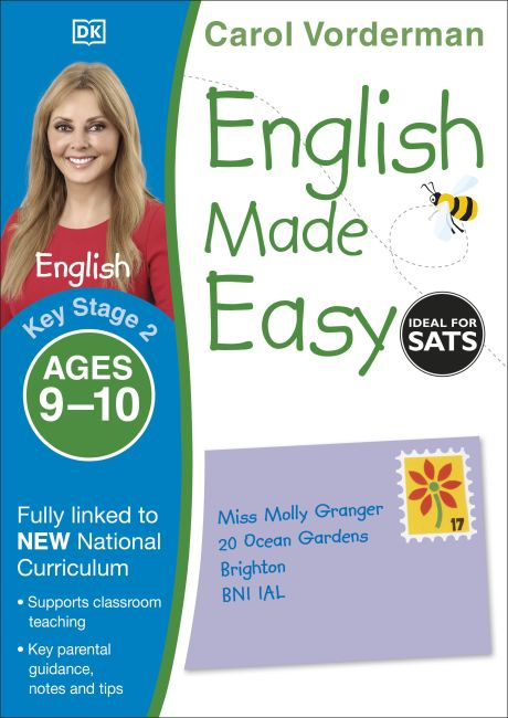 Paperback cover of English Made Easy Ages 9-10 Key Stage 2