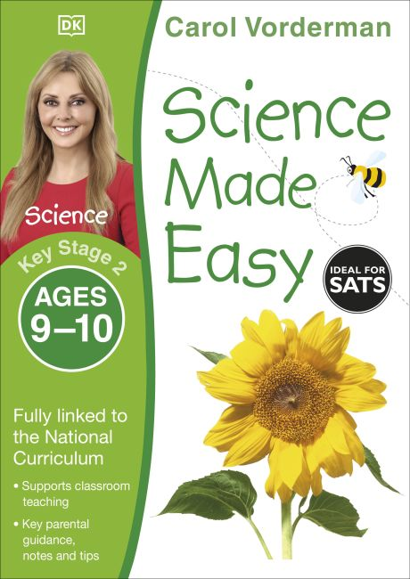 Paperback cover of Science Made Easy, Ages 9-10 (Key Stage 2)