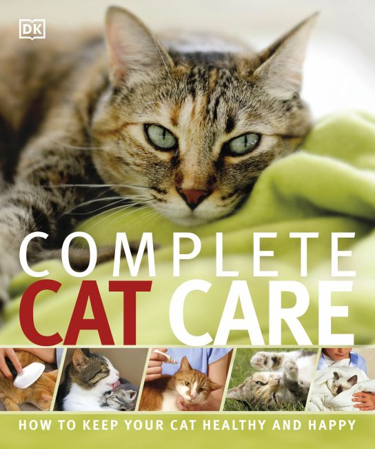 Paperback cover of Complete Cat Care