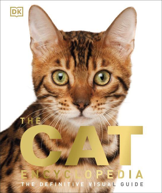 Hardback cover of The Cat Encyclopedia