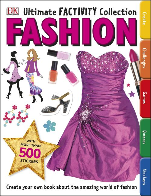 Paperback cover of Fashion Ultimate Factivity Collection