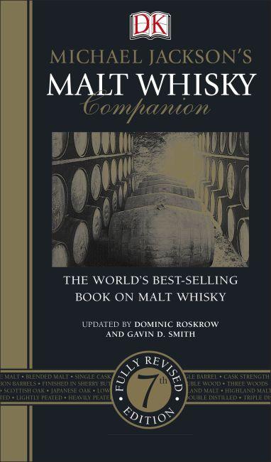 Hardback cover of Malt Whisky Companion