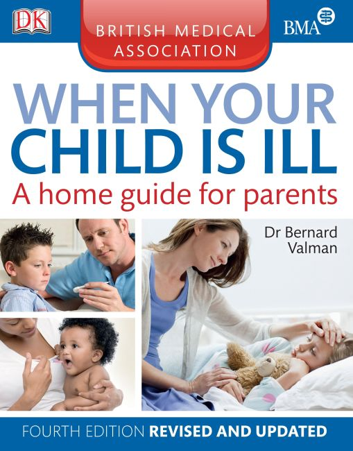 eBook cover of BMA When Your Child is Ill