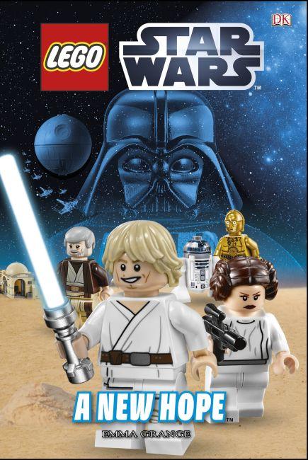 Hardback cover of LEGO® Star Wars™ A New Hope