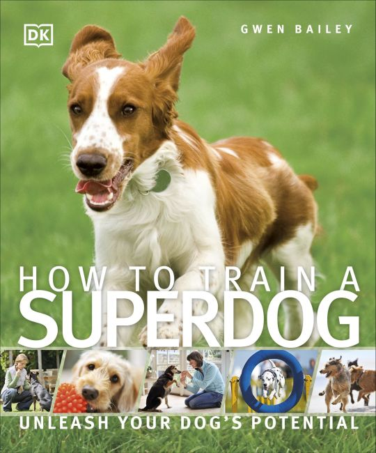 Paperback cover of How To Train A Superdog