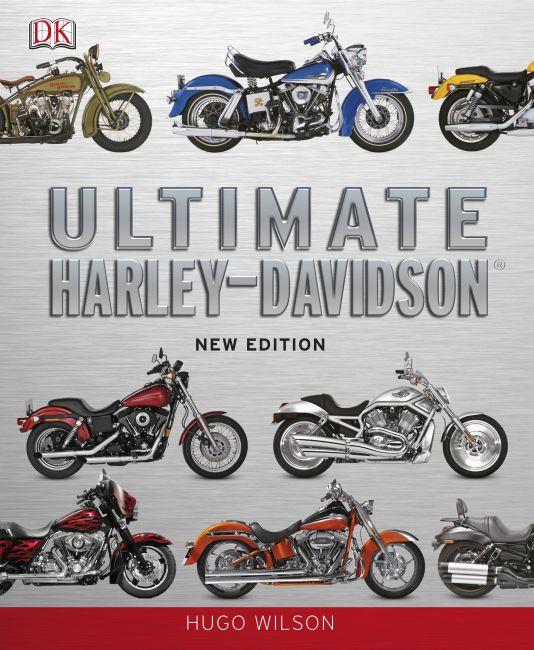 eBook cover of Ultimate Harley Davidson