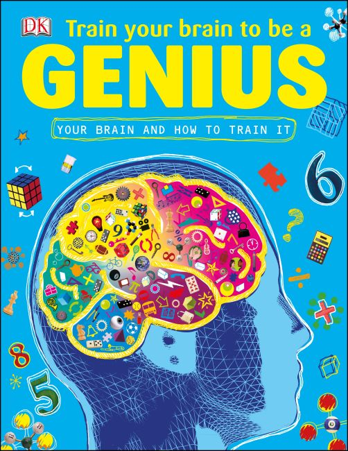 eBook cover of Train Your Brain to be a Genius
