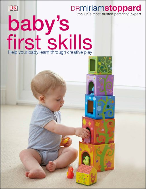 Paperback cover of Baby's First Skills