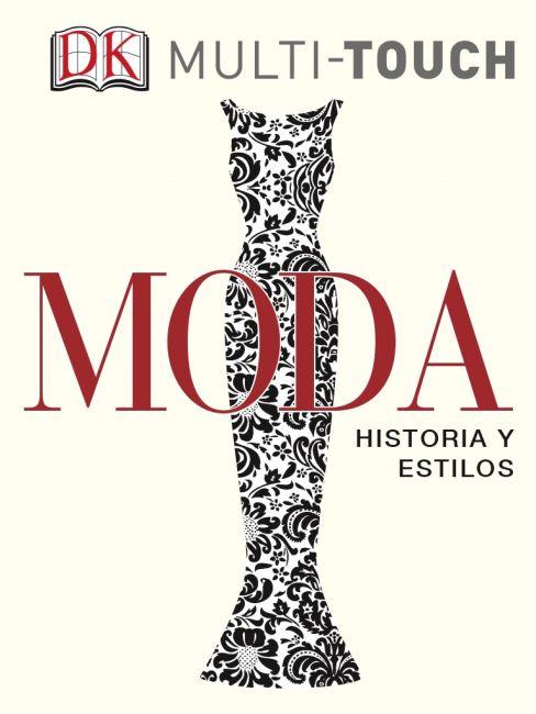 eBook cover of Moda – Español