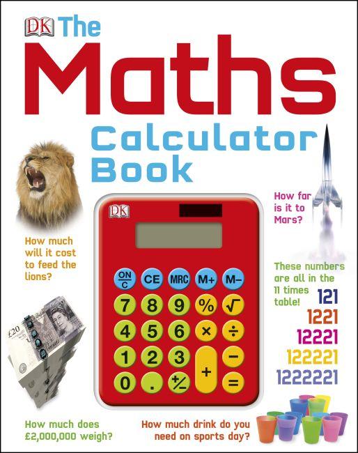 Hardback cover of The Maths Calculator Book