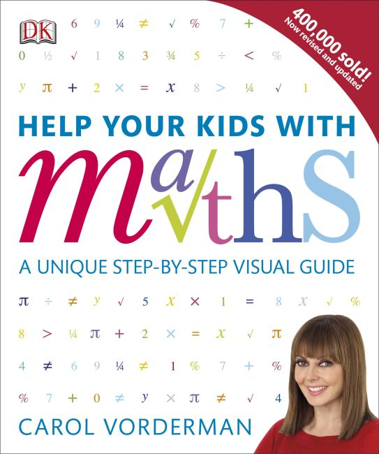 Flexibound cover of Help Your Kids with Maths