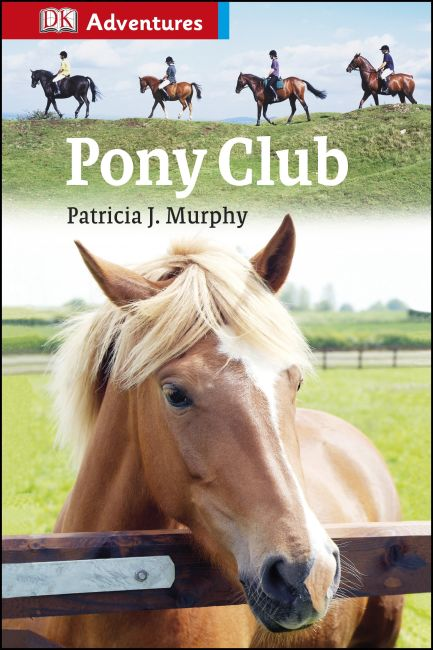 eBook cover of Pony Club