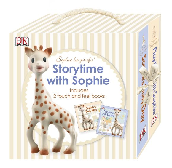 Paperback cover of Storytime with Sophie