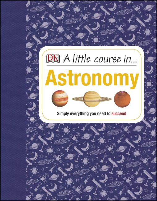 eBook cover of A Little Course in Astronomy