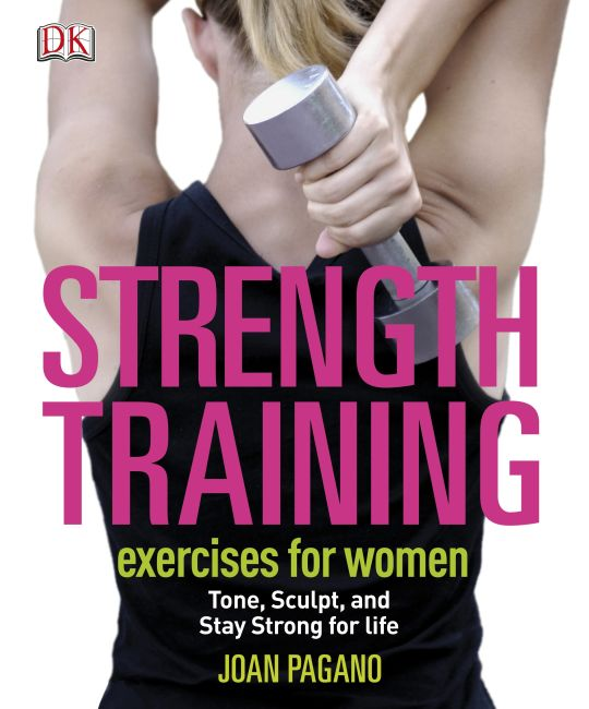 eBook cover of Strength Training Exercises for Women