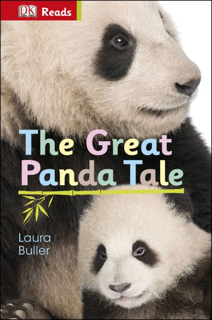 eBook cover of The Great Panda Tale