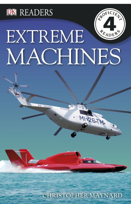 eBook cover of Extreme Machines