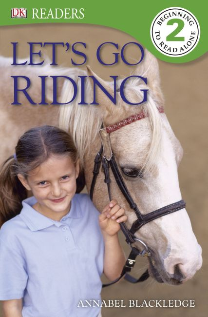 eBook cover of Let's Go Riding