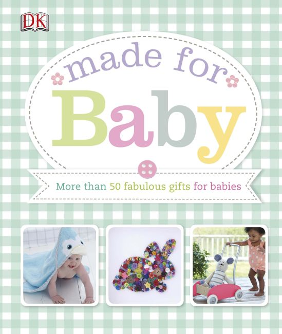 eBook cover of Made For Baby