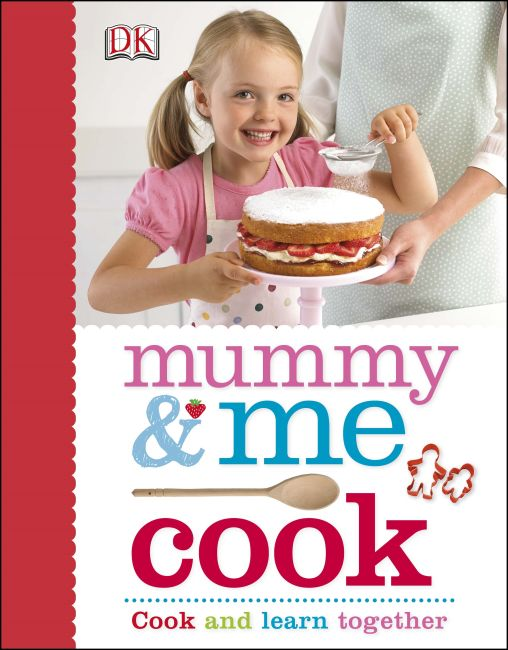 eBook cover of Mummy & Me Cook