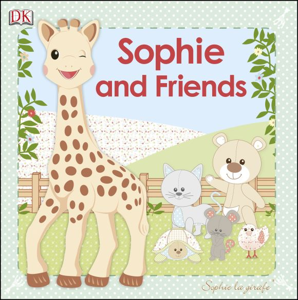 eBook cover of Sophie La Girafe and Friends