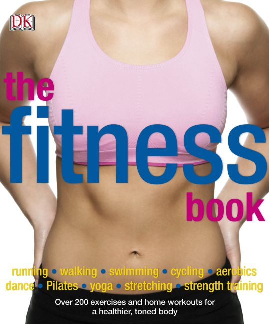 eBook cover of The Fitness Book
