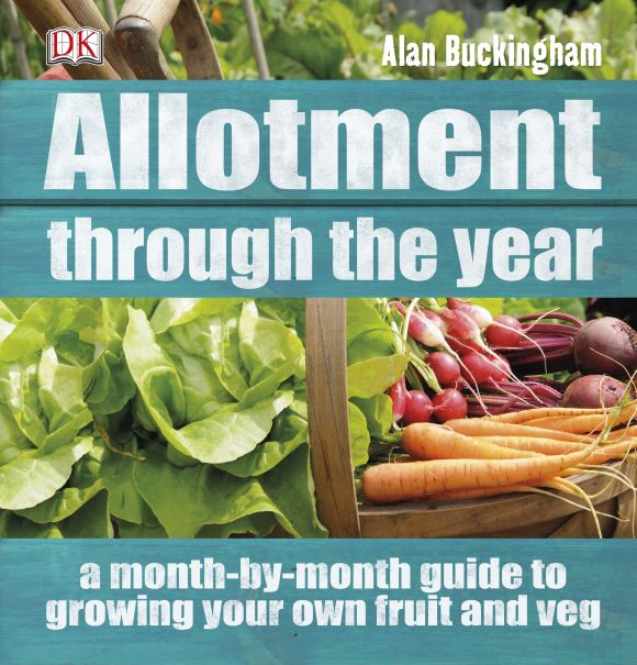 eBook cover of Allotment Through the Year