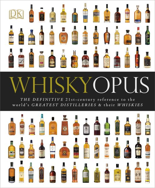 eBook cover of Whisky Opus
