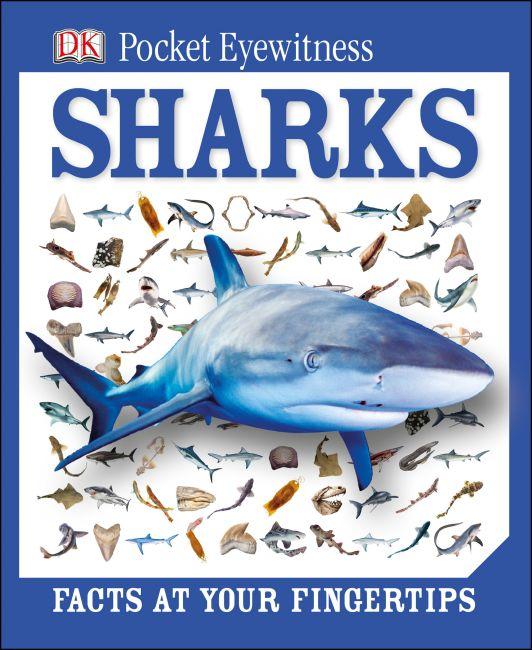 eBook cover of DK Pocket Eyewitness Sharks