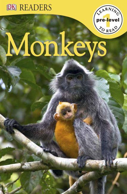 eBook cover of Monkeys