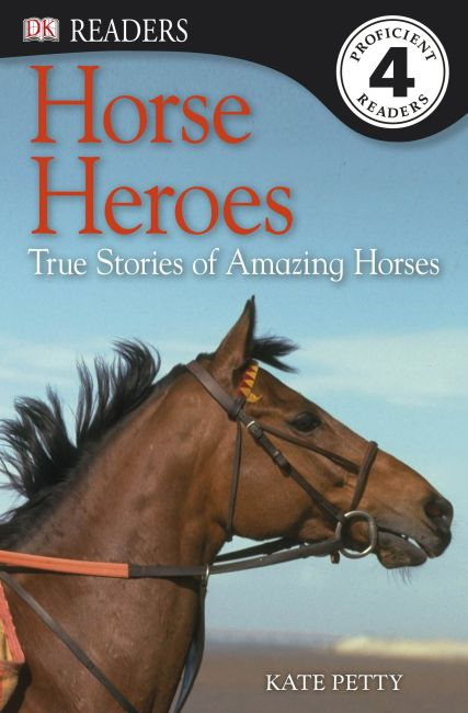 eBook cover of Horse Heroes