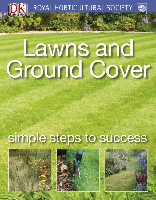 eBook cover of Lawns and Ground Cover