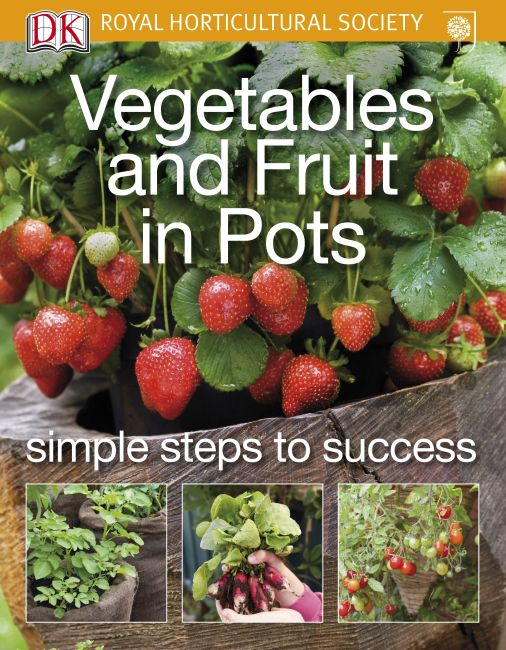 eBook cover of Vegetables and Fruit in Pots